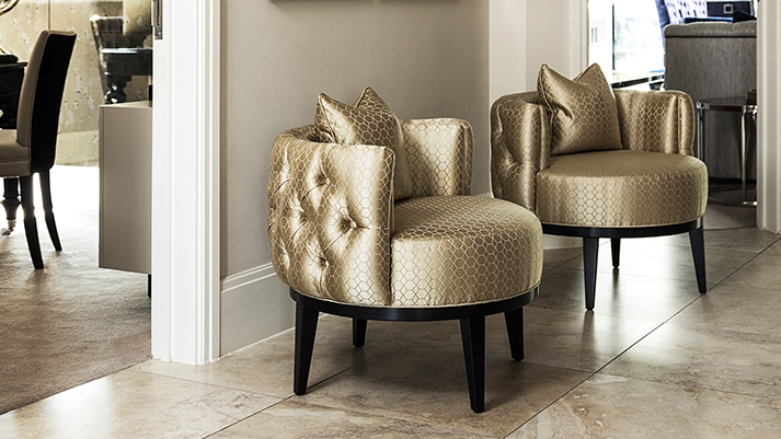luxury occasional chairs uk