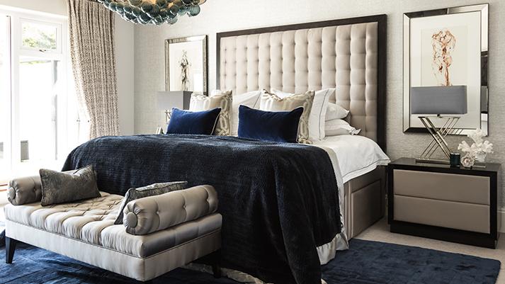 Luxury Upholstered Beds Designer Headboards S Amp C London