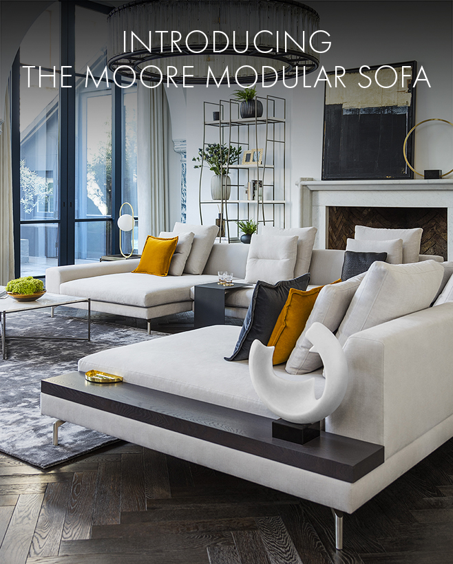 The Moore Modular Sofa