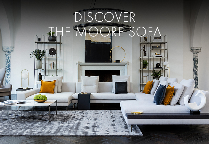 The Moore Sofa