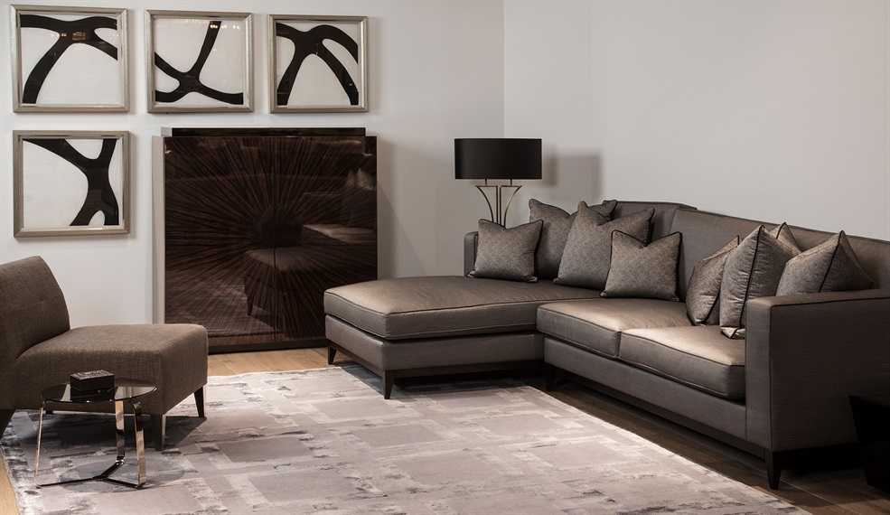 Luxury Corner Sofas | Sofa Made to Order UK | The S&C London