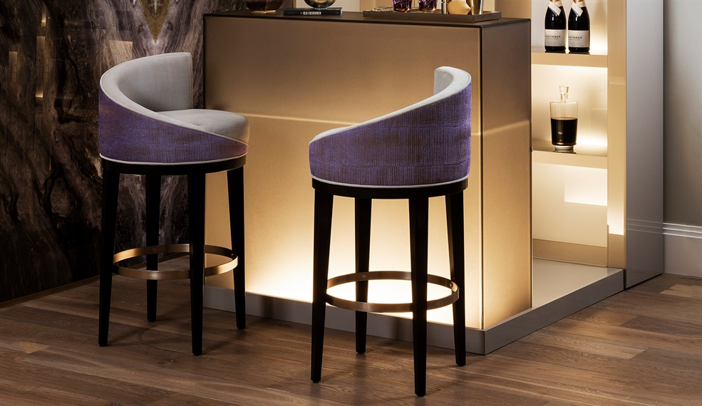 Designer Bar Stools Luxury Bar Stools S C London