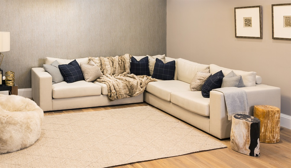 Bespoke Corner Sofas | Made to Measure Corner Sofa | S&C