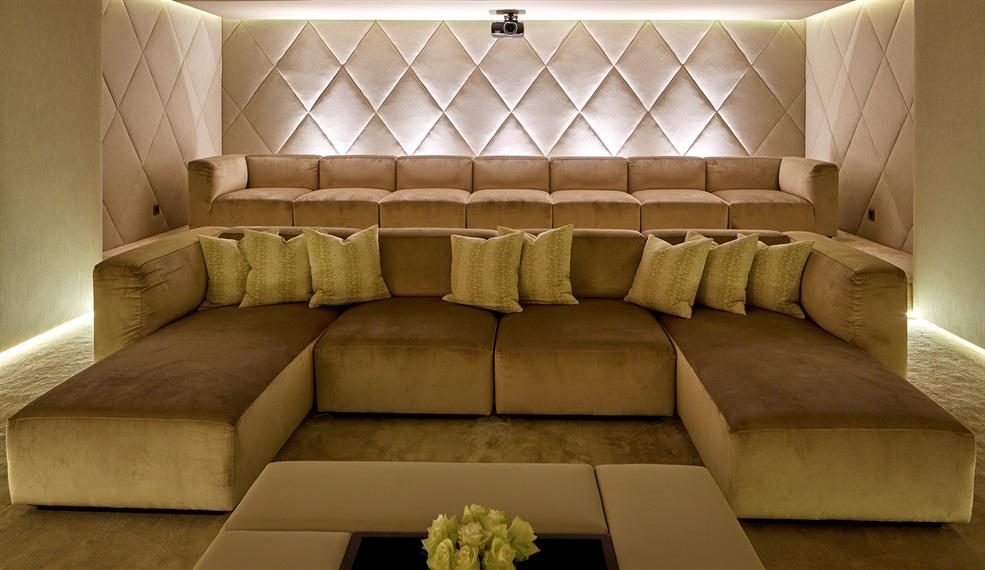 Bespoke Modular Sofas