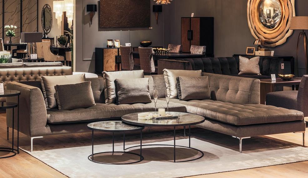 Luxury Corner Sofas
