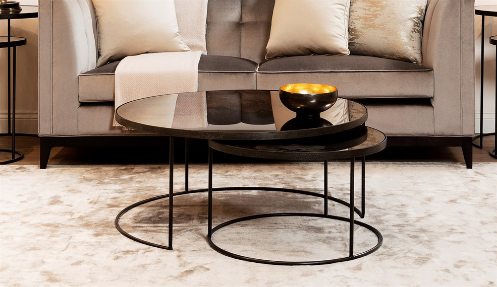 Luxury Coffee & Side Tables