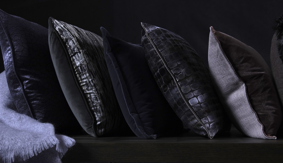 Luxury Cushions & Throws
