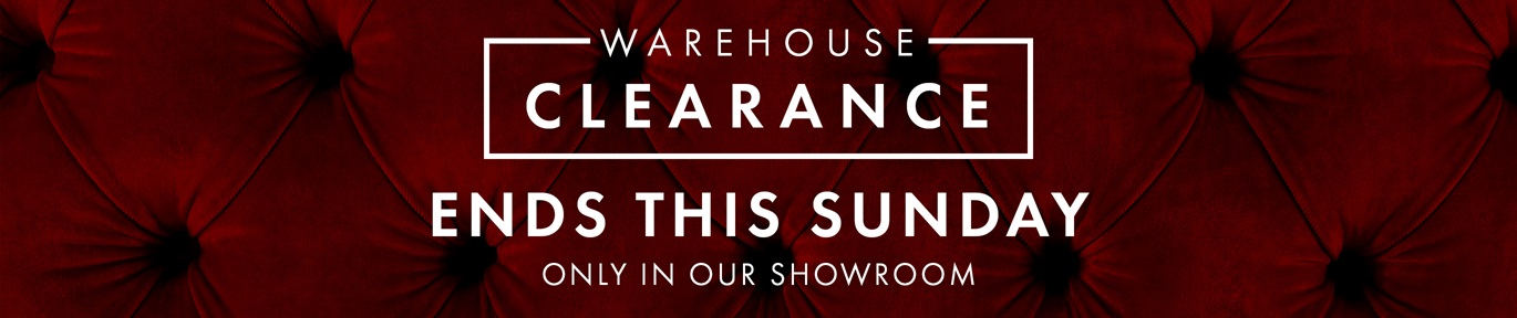 Warehouse Clearance