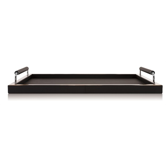Black Serving Tray