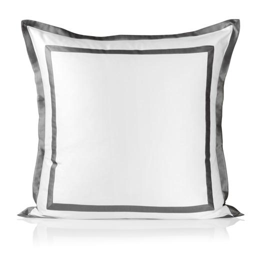 Tobago Square Oxford edge pillowcase