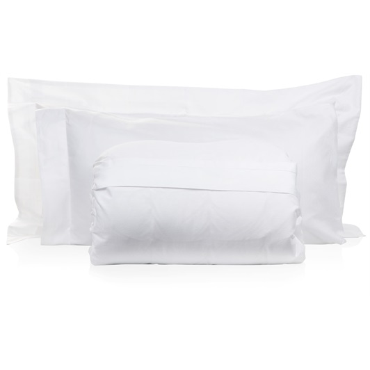 Tempace Jacquard Double size Duvet set White