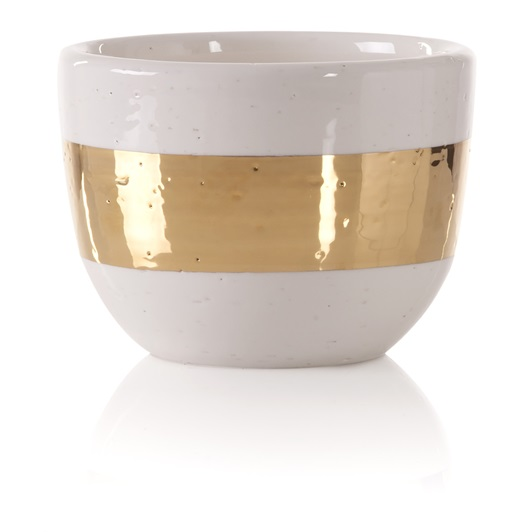 Gold Vase (Small)