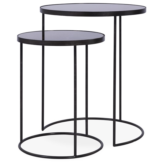 Bronze Nesting Side Tables