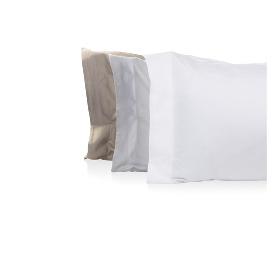 Tempace Jacquard Standard Housewife Pillowcases Mocha