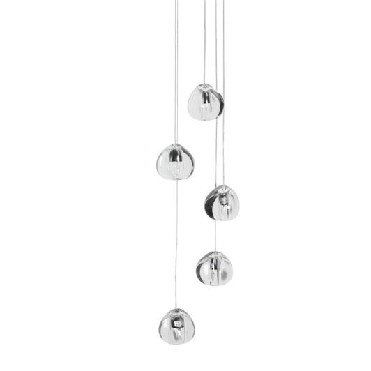 Mizu 5 pendants