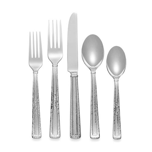Hammertone 5PC Cutlery