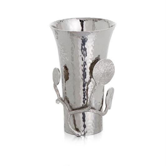 Botanical Leaf Vase