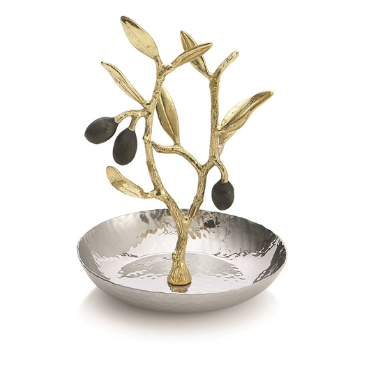 Olive Branch Ring Holder