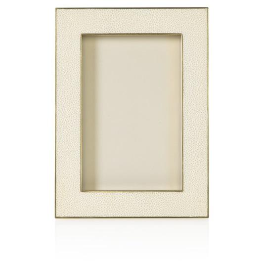 Classic Frame 4 x 6 Cream