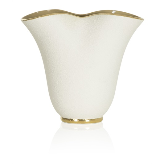 Tulip Low Vase
