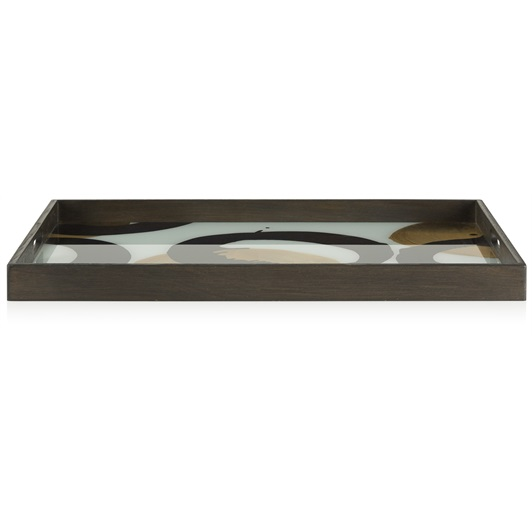 Azzuro Large Square Tray