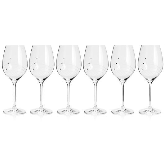 Set of 6 Wine Glass