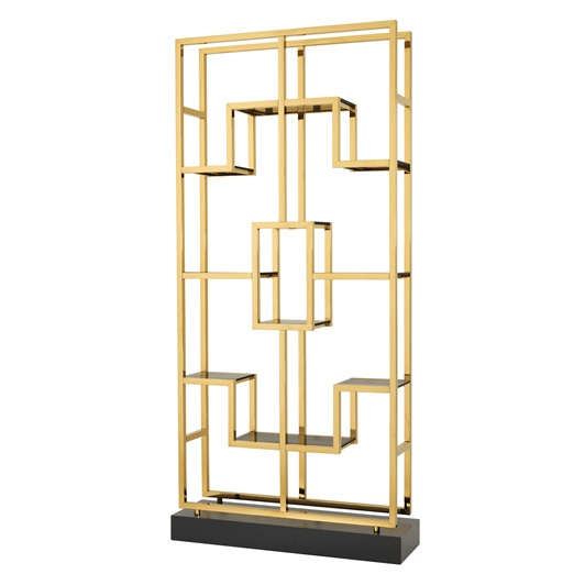 Bookshelf - Gold