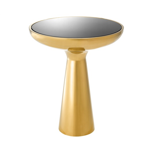 Small Side Table - Gold