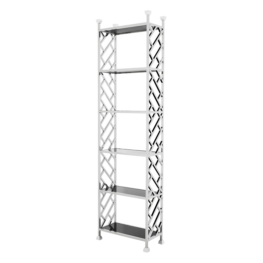 Bookshelves Stainless Steel