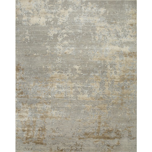 Soft Grey/ Natural Beige 2x3m