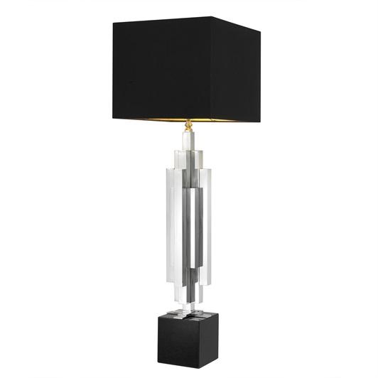 Table Lamp Nickel