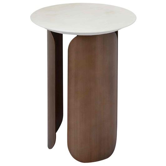 Side Table Jade Marble