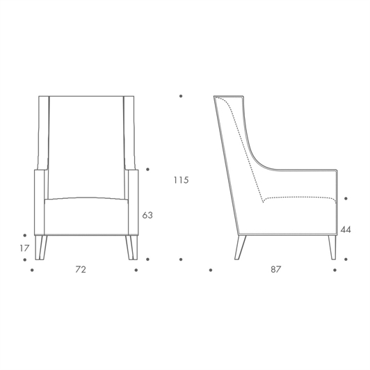 Armchair 01 - Large